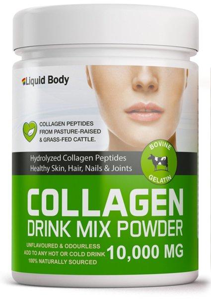 Liquid Body-Супер Колаген 10000 мг на Прах 300 гр.